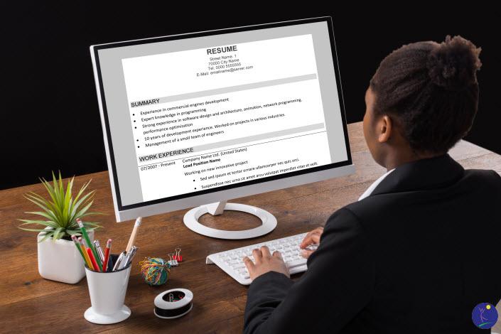 female-writing-resume