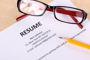 evaluate resume