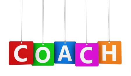 Coach tag