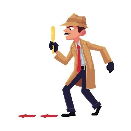 job search detective