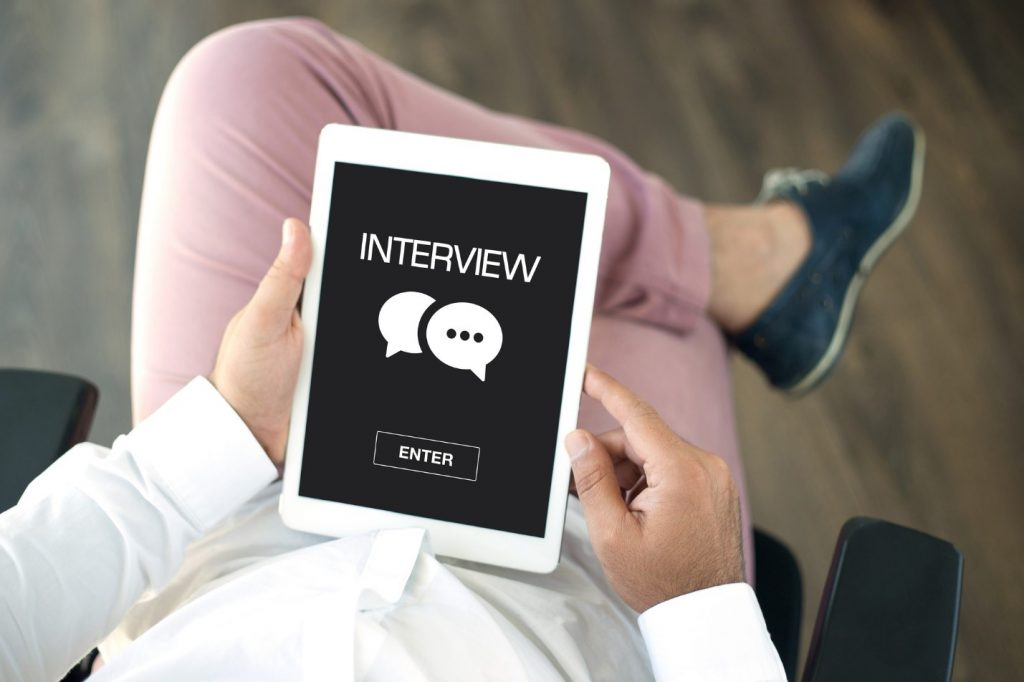 Get ready for digital interview