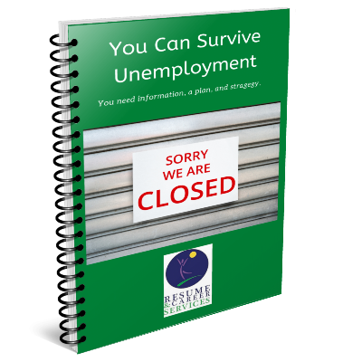 You Can Survive Unemployment Book Cover