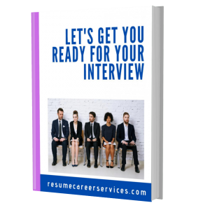 Let's Get You Ready for Your Interview e-book